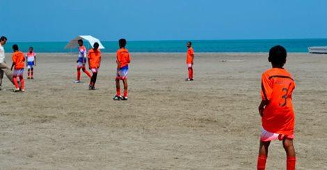 2015-Voetbal La Vecina